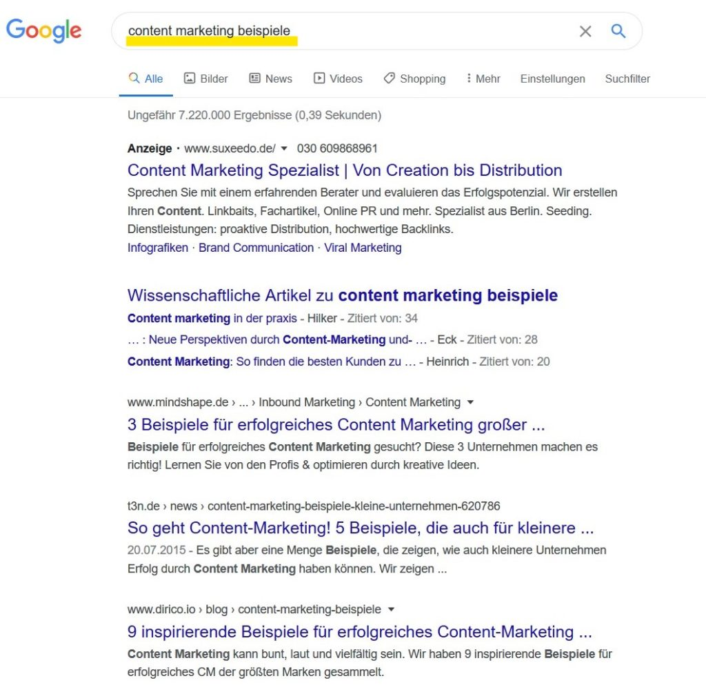 seo-konkurrenzanalyse mit google